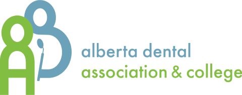 Alberta Dental Association and College Logo